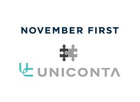 Uniconta - November First 2