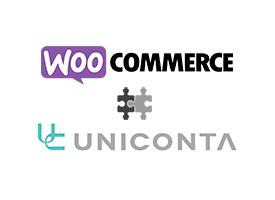 Uniconta - WooCommerce